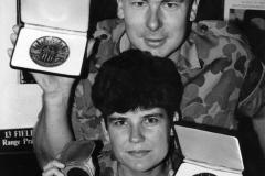 1991-Evan-Jones-and-Judy-Zeplin-with-medals