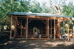 1996-AFX-Bibbulmun-track-hut-build-3